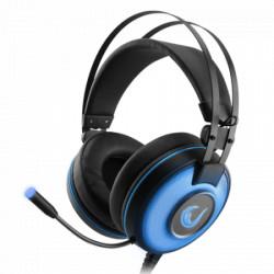 Rampage SN-RW66 slusalice sa mikrofonom alpha x plave - 19341 ( 16536 )