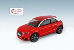 Rastar automobil Audi A1 1:43 - crv ( A013826 )