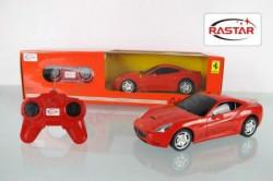 Rastar igračka RC automobil Ferrari California 1:24 - crv ( 6210299 )