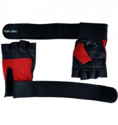 Ring fitnes rukavice sa steznikom - RX SF 1139-XL