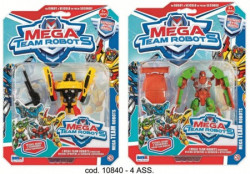Rs toys robot ( 108401 )