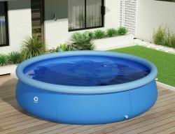 Samostojeći okrugli porodični bazen za dvorište 420x84cm ( 26-330300 )