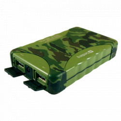 Sandberg baterijaks lampa+power bank, 10400 mah ( 2309 )