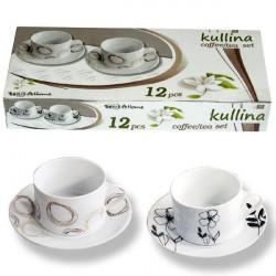 Set za kafu/caj, 12-delni ( 91-140000 )