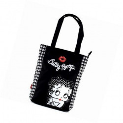 Shopping bag Betty Boop black 11-2098 ( 46562 )
