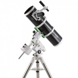 SkyWatcher explorer-150PDS (150/750) newtonian reflector OTA with Dual-Speed focuser on EQ5 mount with steel tripod ( SWN1507mfeq5 )