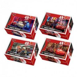 Slagalica mini 54 Cars ( 12-541076 )