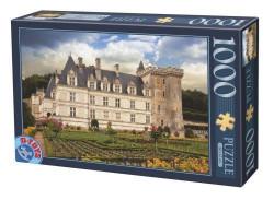 Slagalica x 1000 Franch Castles 04 ( 07/67562-04 )
