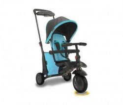 Smart Trike Tricikl Folding 500 9m+ plavi ( 5050800 )