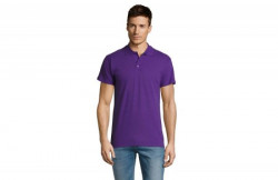 SOL'S summer II muška polo majica sa kratkim rukavima ljubičasta XL ( 311.342.34.XL )