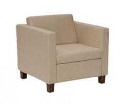 Soprano 100 Višenamenska fotelja sa drvenim nogama - izbor boje i materijala