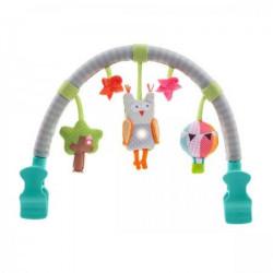 Taf Toys muzicka igračka luk za kolica - Sova ( 114033 )