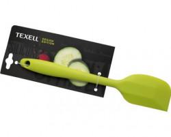 Texell silikonska špatula mala 20.05cm zelena ( TS-SM124Z )