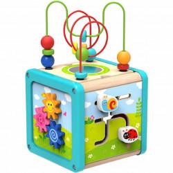 Tooky Toy 5u1 kocka aktivnosti ( TL088 )