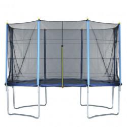 Trambolina + mreža set 396 cm - do 150 kg nosivosti