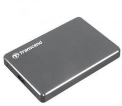 """Transcend 1TB ExternalHDD 25C3 USB3.0 2.5"""" ( TS1TSJ25C3N )"""