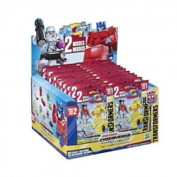 Transformers cyber tiny turbo chargers ( E4485 )