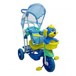 Tricikl Guralica 401 sa kucom - Plava