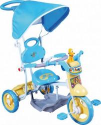 Tricikl za decu Pas model 3106 plavi
