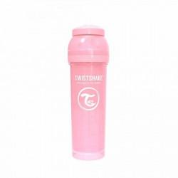 Twistshake flašica za bebe 330 ml pastel pink ( TS78261 )