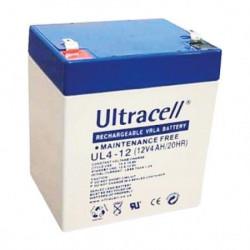 Ultracell Žele akumulator 4 Ah ( 12V/4,0-Ultracell )