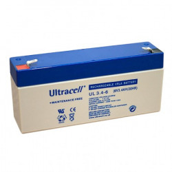 Ultracell žele akumulator Ultracell 3,4 Ah ( 6V/3,4-Ultracell )