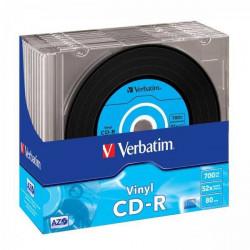 Verbatim 43426 CD-R VINYL 700MB 48X ( 774S/Z )