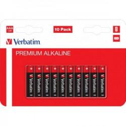 Verbatim AAA-LR3 49874 blister 10 baterija ( AAAVLR310/Z )