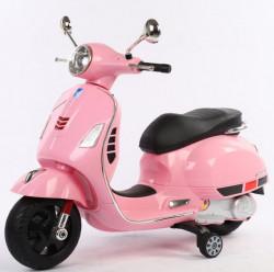 Vespa model 109 Motor za decu na akumulator - Roze