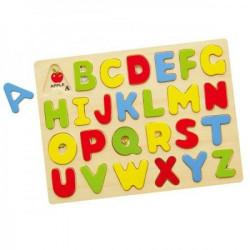 Viga 58543E drvena slagalica ABC ( 14162 )