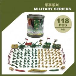 Vojnici 118 el. ( 262534 )