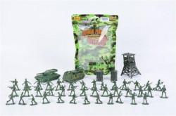 Vojnici set 12x16x5 ( 692432 )