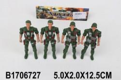 Vojnici u kesi GreenPower 12x5x2 ( 1706727 )