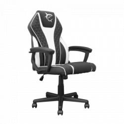 White shark pirate B/W black/white gaming chair