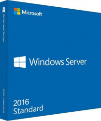 Windows Svr Std 2016 64Bit English 1pk DSP OEI DVD 16 Core ( P73-07113 )