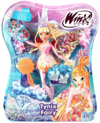 Winx Lutka TYNIX Standard - Stella ( 0127196 )