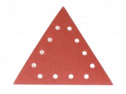 Womax brusni papir trougaoni 3x285mm k80 ( 72000408 )
