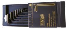 Womax ključ imbus set 1-10mm ( 79007950 )