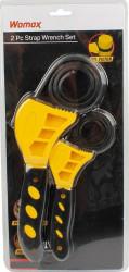 Womax ključ za filtere set 2 kom ( 0546038 )