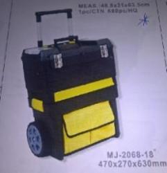 Womax kofer za alat 470x270x630mm sa točkovima ( 79601225 )