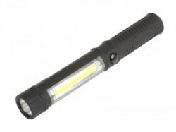 Womax lampa baterijska led ( 0873152 )