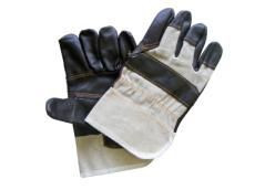"Womax rukavice kožne veličina 11"" crne ( 79032336 )"