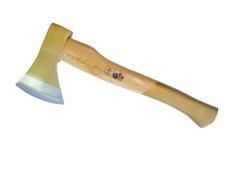 Womax sekira sa drvenom drškom 600g ( 79001009 )
