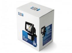 XLed led reflektor sa senzorom 20W,IP65, Beli, AC85-265V ( G7002002S )
