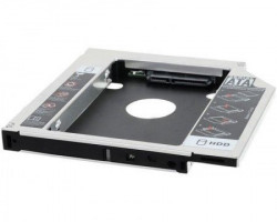XRT Europower Fioka Caddy za hard disk za laptop 12.7mm