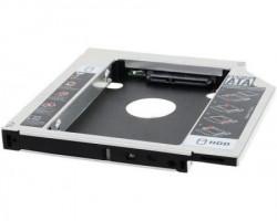 XRT Europower Fioka Caddy za hard disk za laptop 12.7mm