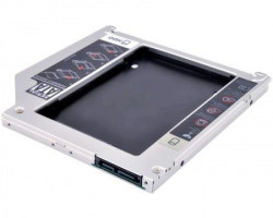 XRT Europower Fioka Caddy za hard disk za laptop 9.5mm