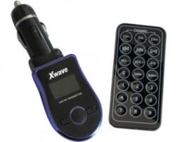 Xwave FM Transmitter BT65 plavi SD/USB + daljinski