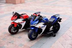 Yamade R3 Dečiji Motor 125 - Plavi