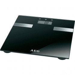 AEG PW 5644 FA telesna vaga LCD display 7u1 Crna